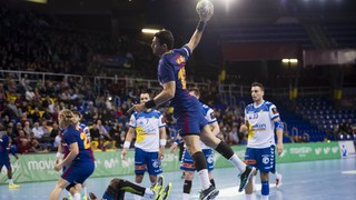 Barça Lassa 28-29 Fraikin BM Granollers: Historic winning streak comes to an end