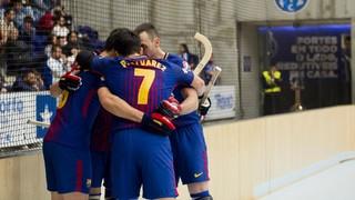 Campions de la Supercopa d'Espanya, Lliga Europea, Copa del Rei i OK Lliga!