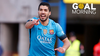 Goal Morning! Today, Las Palmas - Barça...
