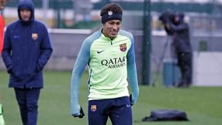 Vuelve Neymar