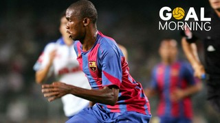 Goal Morning! La conexión Ronaldinho - Eto'o, siempre letal