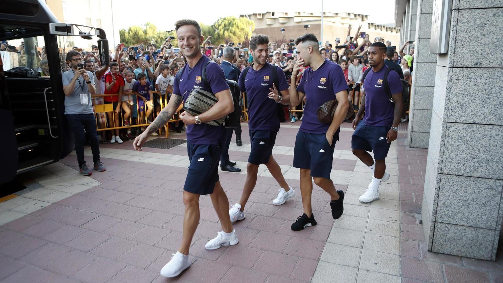 صور مباراة : بلد الوليد - برشلونة 0-1 ( 25-08-2018 )  96768377