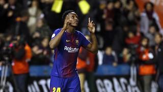 FC Barcelona 0-0 Espanyol (4-2) (1 minute)