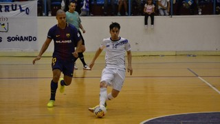 O Parrulo 1 - FC Barcelona Lassa 4 (LNFS)