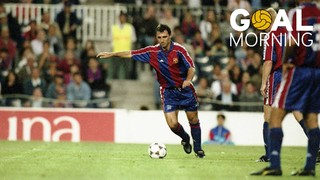 GOAL MORNING!! Stoichkov's goal against Deportivo de la Coruña…ring a bell?