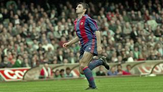 El gol de Valverde contra el Cartagena, el proper rival del Barça B