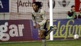 Goal Morning: Ronaldinho vs Osasuna!