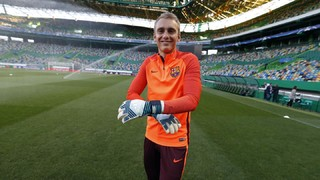 Training with... Jasper Cillessen