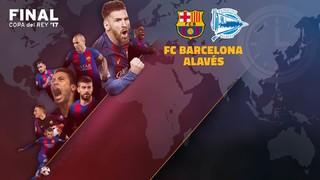 Retrouvez le guide des chaînes et des horaires pour voir la rencontre entre les Catalans et les Basques, samedi au Vicente Calderón