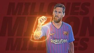 El FC Barcelona, primer club esportiu que supera els 5 milions de subscriptors a Youtube