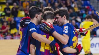 Barça Lassa – Montreux HC: A victory to close the group (3-0)