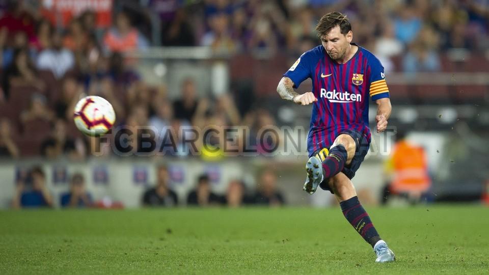 صور مباراة : برشلونة - جيرونا 2-2 ( 23-09-2018 )  99551868