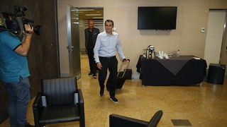 The Inside View of Valverde's first day in Barcelona