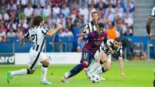 Juventus 1 - FC Barcelona 3 (1 minute)