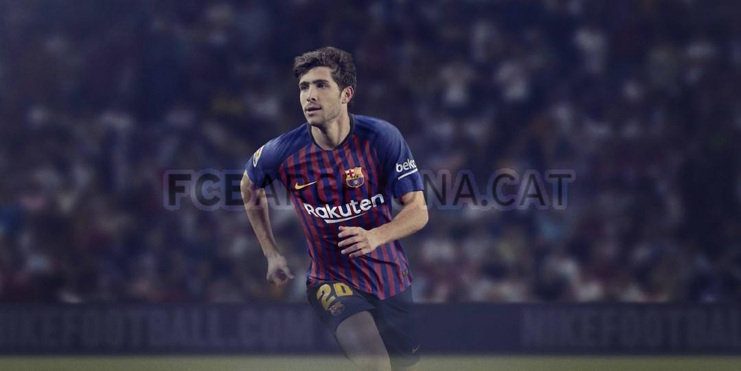 Maillot THIRD FC Barcelona S. Roberto