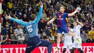FC Barcelona Lassa 30 - Montepieller 28 (EHF Champions League)