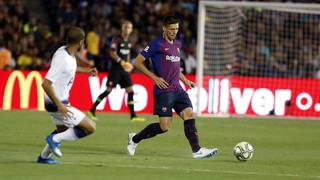 Arthur, Lenglet & Malcom: Barça's new signings in action