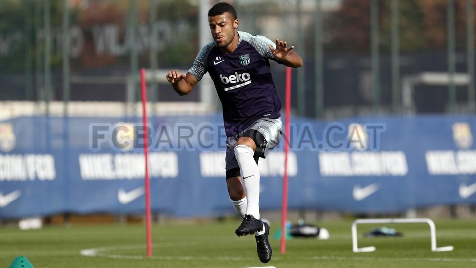 إستعدادات برشلونة لمباراة الكلاسيكو 26-10-2018 101593213