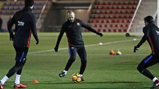 Andrés Iniesta: 'A game unlike any other'