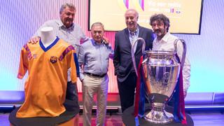 Javier Clemente avala Ernesto Valverde