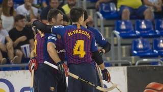 FC Barcelona Lassa – Caldes Recam Láser: Estrena amb victòria (4-0) - PARTIT SENCER