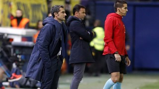 Ernesto Valverde: 'Jordi Alba-Messi connections are life insurance for the team'
