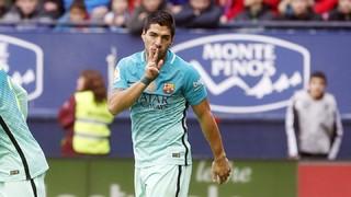 Osasuna 0 - FC Barcelona 3