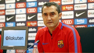 Ernesto Valverde: 'Levante are very strong away from home'