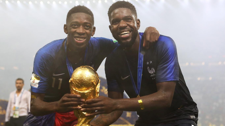 La selecció francesa ha superat la Croàcia d'un Ivan Rakitic que ha realitzat, tot i la derrota, un torneig per al record