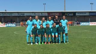ASPTT Albi – FC Barcelona: Triomf contundent per seguir progressant (0-4)