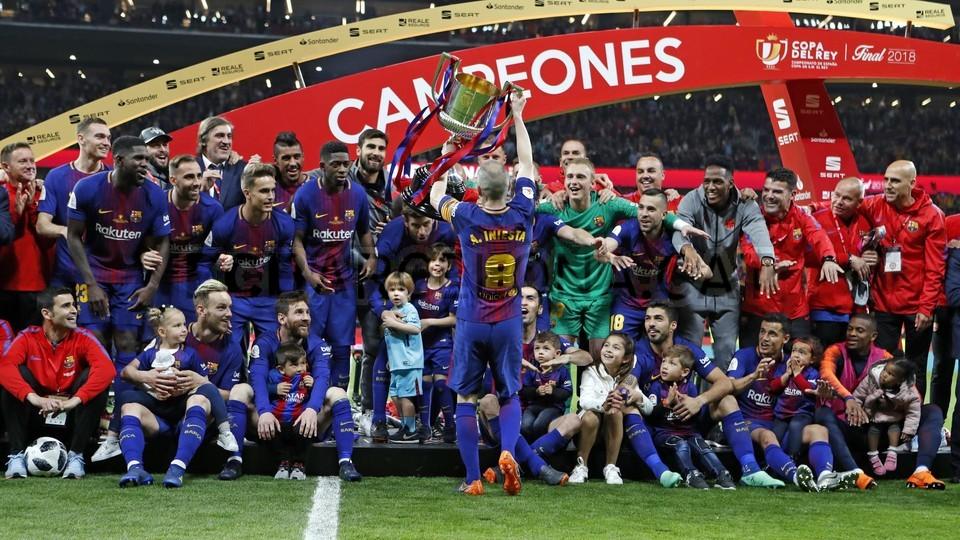 Vid o le film de la finale de la coupe du roi fc barcelona - Regarder la finale de la coupe du roi en direct ...