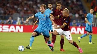 Roma 1 – FC Barcelona 1 (1 minuto)