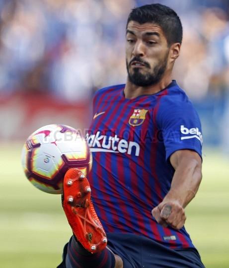 صور مباراة : ريال سوسيداد - برشلونة 1-2 ( 15-09-2018 ) 98623872