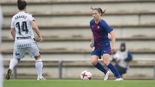 FC Barcelona Femení – Fundación Albacete: Triomf treballat per seguir liderant (3-0)