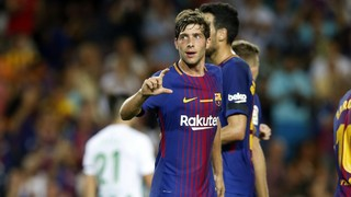 Barça ease past Betis to claim 2-0 win