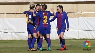 Fundación Albacete - FC Barcelona Femenino (0-3)