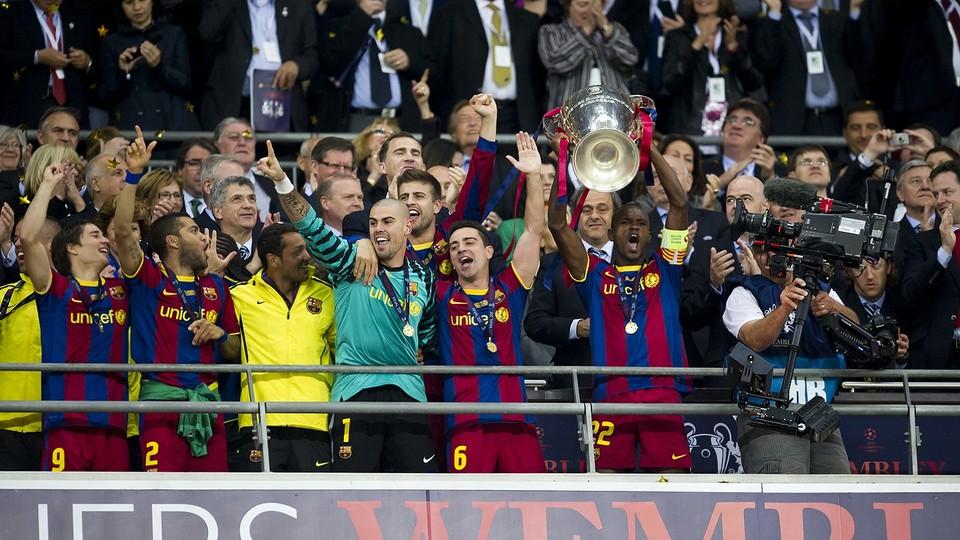 Full Match. FC Barcelona 3 - Manchester United 1 ( Champions League 2010-11)