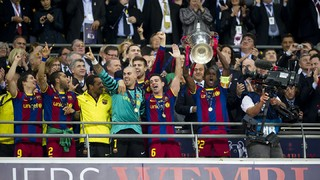 FC Barcelona 3 - Manchester United 1 ( Champions League 2010-11)