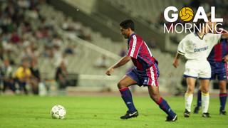Goal Morning! Avui comencem el dia amb Romario da Souza...