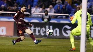 Deportivo 2 - FC Barcelona 4