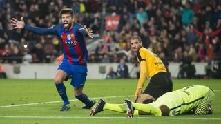 FC Barcelona 0 - Málaga 0