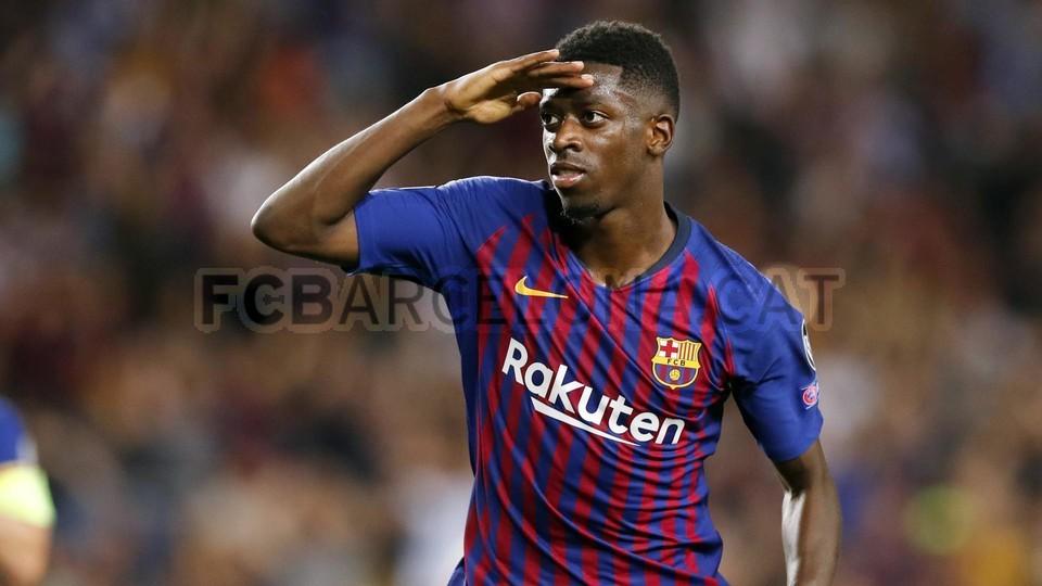 صور مباراة : برشلونة - PSV إندهوفن 4-0 ( 18-09-2018 )  98901773