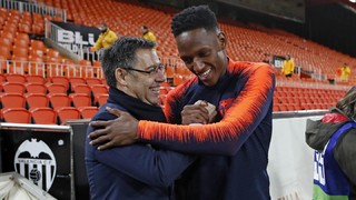 Les interioritats del debut de Yerry Mina