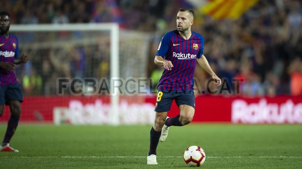 صور مباراة : برشلونة - جيرونا 2-2 ( 23-09-2018 )  99551874