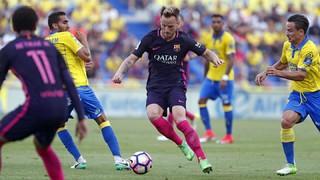 Las Palmas 1 - FC Barcelona 4