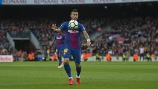 FC Barcelona 0 - Getafe 0