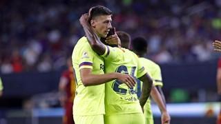 FC Barcelona 2 - Roma 4 (3 minutes)