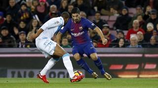 FC Barcelona 4 - Deportivo de la Coruña 0 (3 minutos)