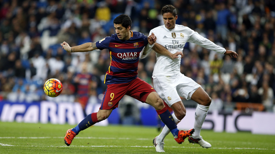 The long time rivals square off in Barcelona in early December and then  again in Madrid in late April