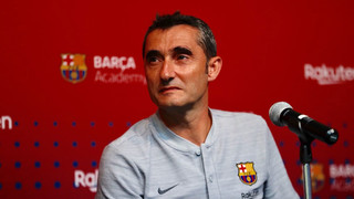 Valverde: 'A single game Super Cup is more open'